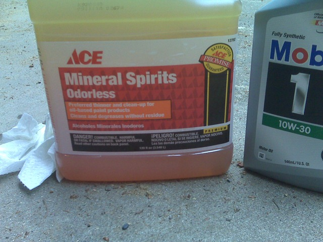 Odorless Mineral Spirits To Kill Bed Bugs